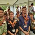 Македонскиот контингент на Светска извидничка смотра во Јапонија