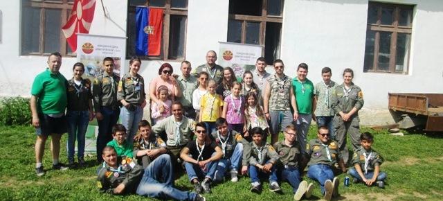 извиднички средби ИО Димитар Влахов Велес