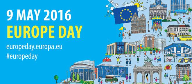 Europe Day 9 May Ден на Европа 9 Мај , Младите и мобилноста