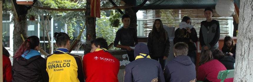 Тренинг за Последици од Климатски Промени и Заштита на Животната Средина - Climate Change Training Scouts