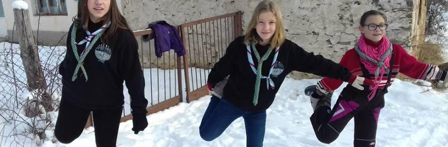 zimska avantura 2017 izvidnici sneg