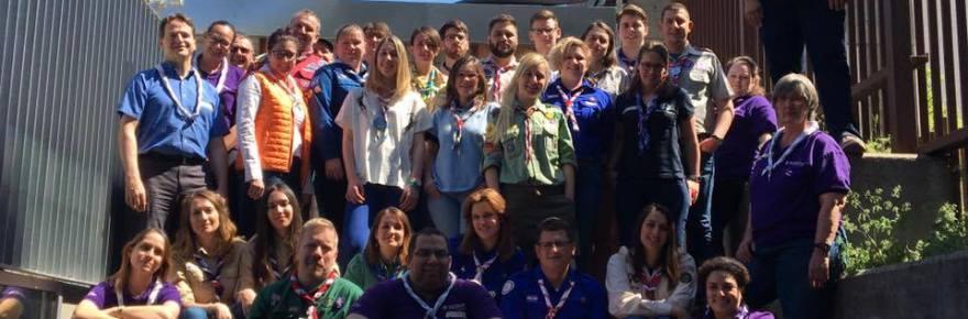 scouts macedonia training for trainers madrd izvidnici izvidnik