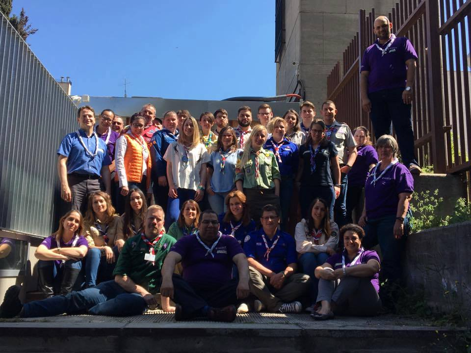 scouts madrid training for trainers peace izvidnici