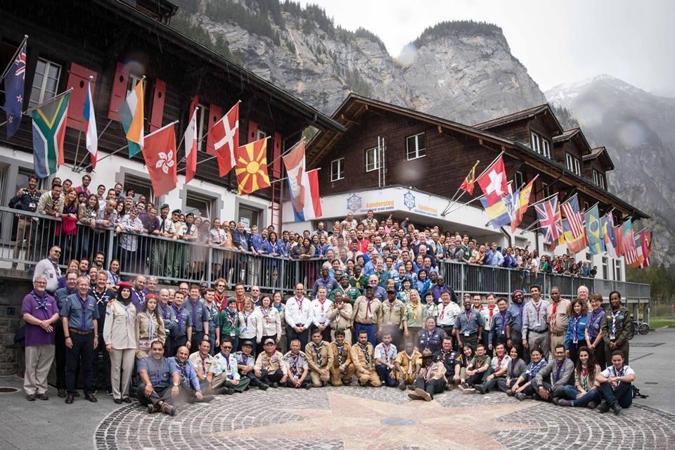 world scout education congress in kandersteg scout association of macedonia