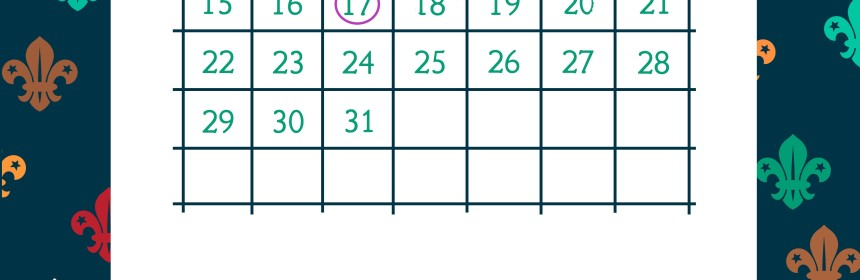 календар2018ноември